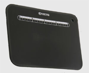 黒いまな板